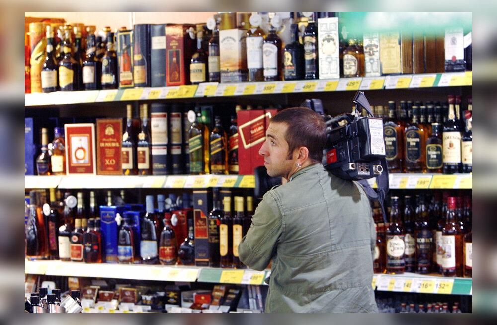 Kohus lubas alkoholi Kristiine Prisma müügilettidele tagasi