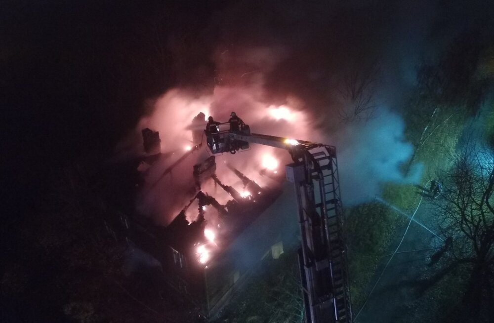 Kopli põleng
