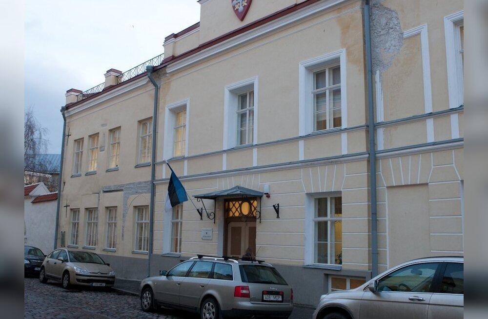 Tallinn halastas: Okasroosikese loss jääb Vanalinna koolile alles