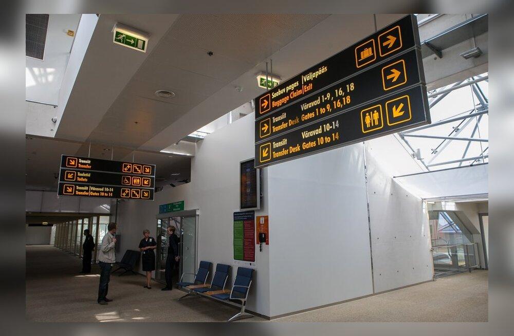Tallinna lennujaam läheb oktoobri lõpust üle talvisele lennuplaanile