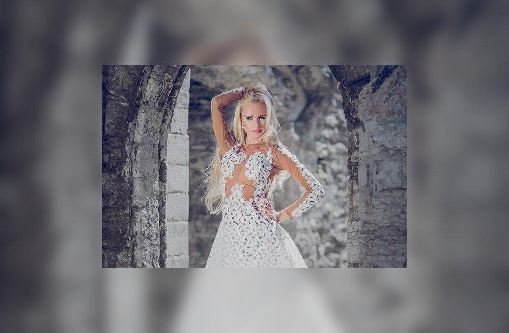 """Эстонские красавицы в финале """"Мисс СССР"""" в Лондоне"""