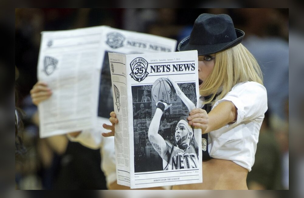 Deron Williams on NBAs populaarne poiss, korvpall