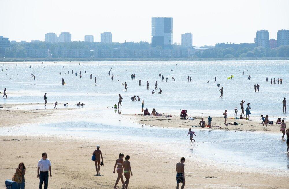 Suveilmad on 30 aasta pärast Eestis küll soojemad, kuid heitlikumad.