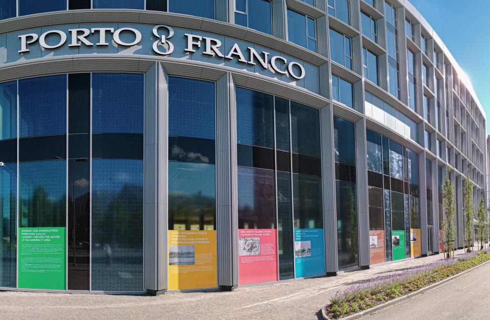 НЕ ПРОПУСТИТЕ! В Porto Franco открылась фотовыставка об истории Адмиралтейского бассейна