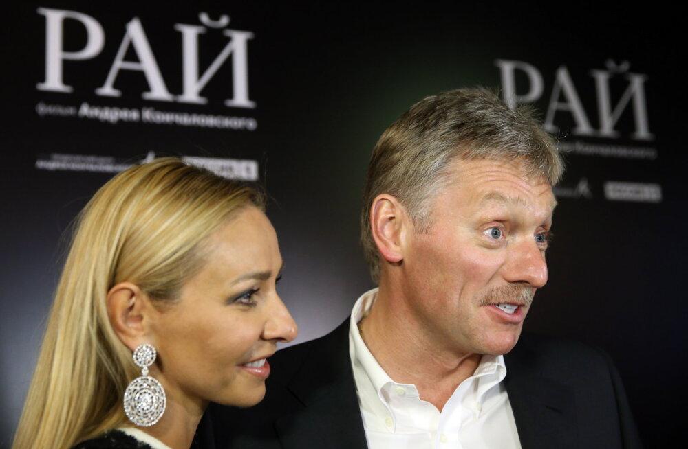The Guardian: Putini pressiesindaja ja tema naine omavad 10 miljoni dollari väärtuses kinnisvara ja naudivad pillavat eluviisi