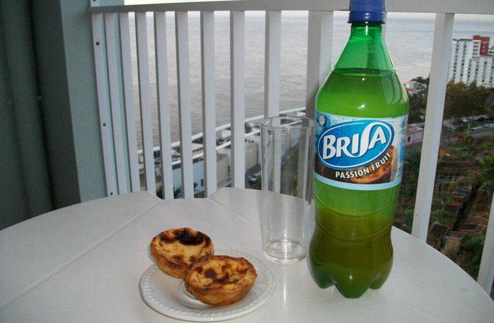 Madeira maitsed – kannatuslille limonaad ja pastel de nata