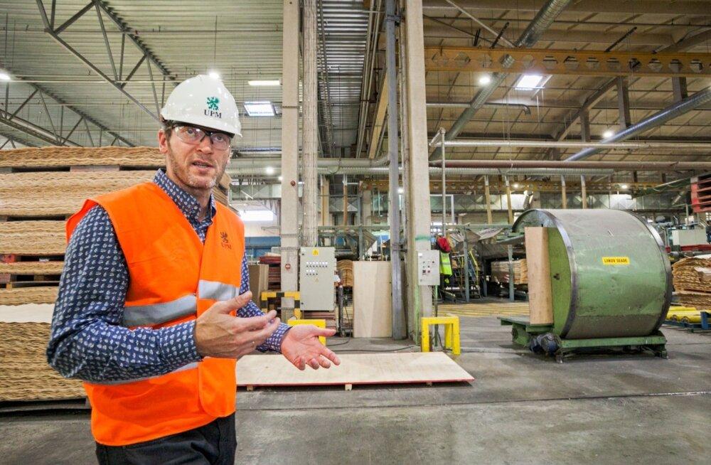 UPM-Kymmene viib tegevjuht Ando Juki sõnul tootmisvõimsuse peaaegu kahekordseks.