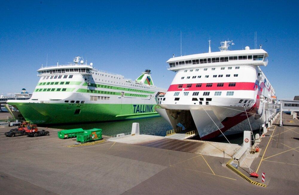 Tallinki laevad