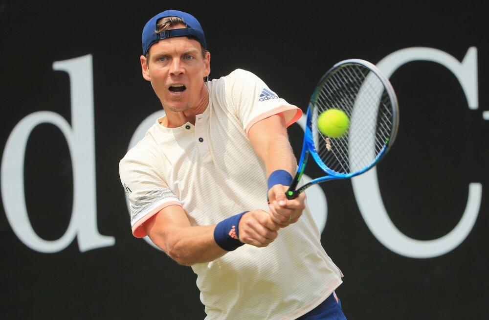 2010. aasta finalist jääb tänavuselt Wimbledoni turniirilt eemale