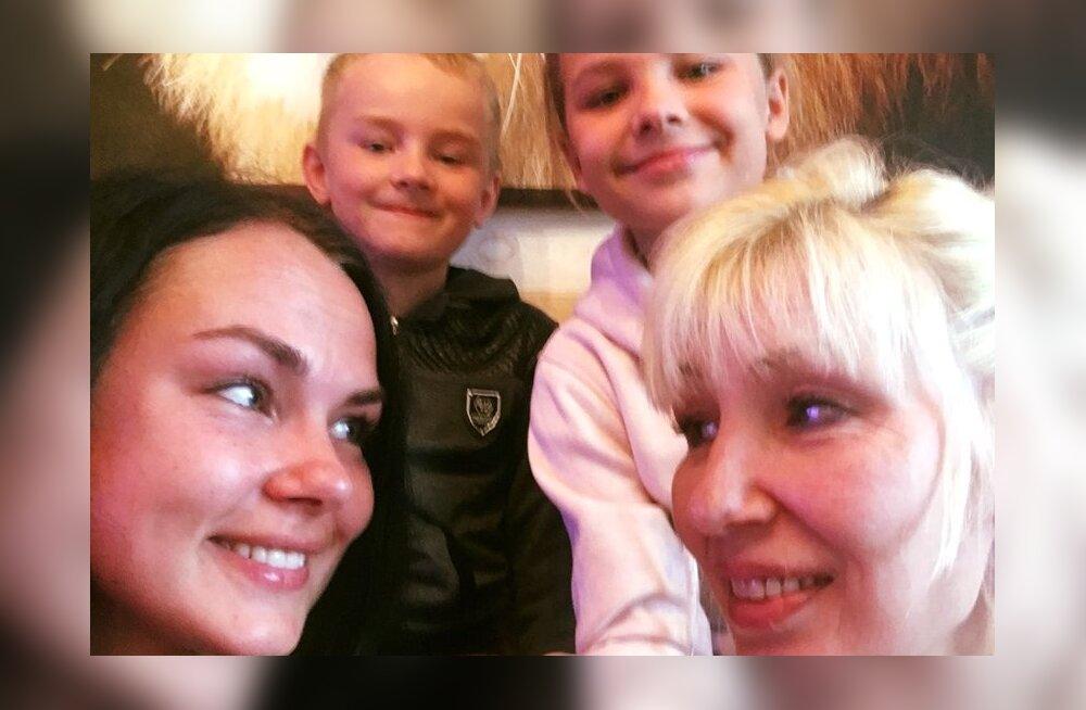 Noor vanaema Irene: tänu vähiravifondile ja Eesti rahva lahkusele on minu elu pikenenunud umbes kolme aasta võrra