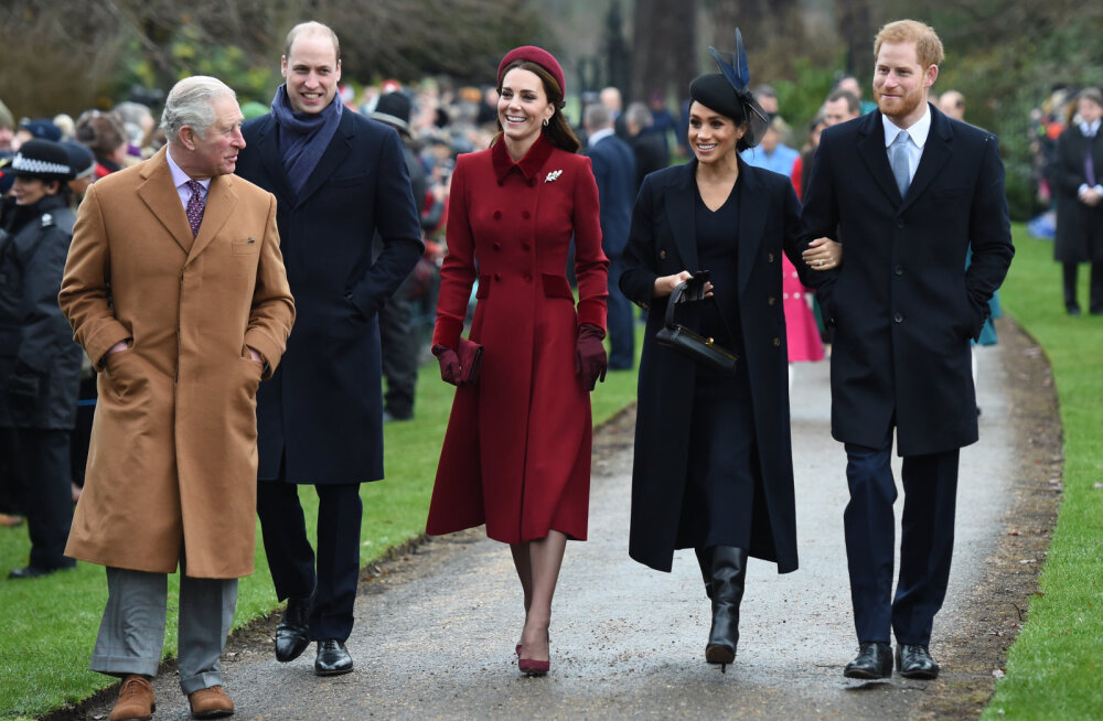 Soovid olla nagu Meghan Markle või Kate Middleton? Järgi neid viite etiketireeglit, mis aitavad sul kuninglikum välja paista