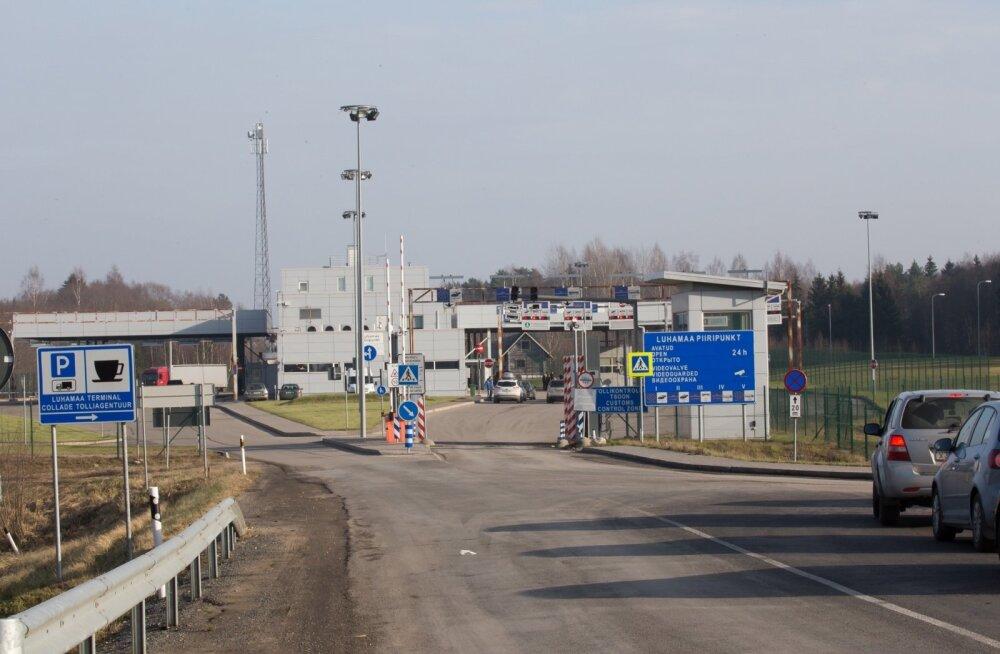 Tartu-Luhamaa maantee