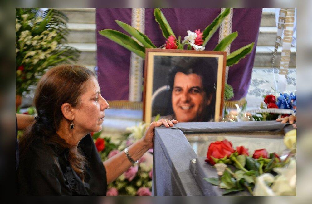 Kaasreisijad: Kuuba dissidendi surm autoavariis oli õnnetus