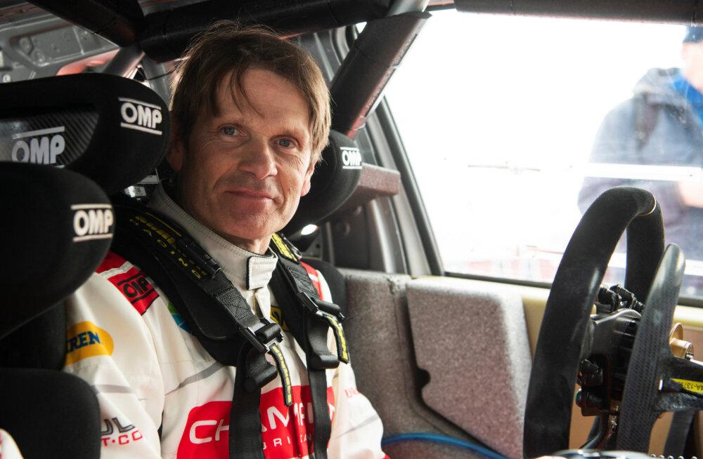Marcus Grönholm selgitas oma avariid: kuhu ma küll kiirustasin?