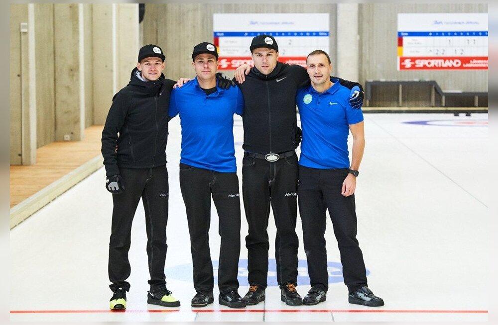 Eesti meeskond võitis rahvusvahelise kurlinguturniiri