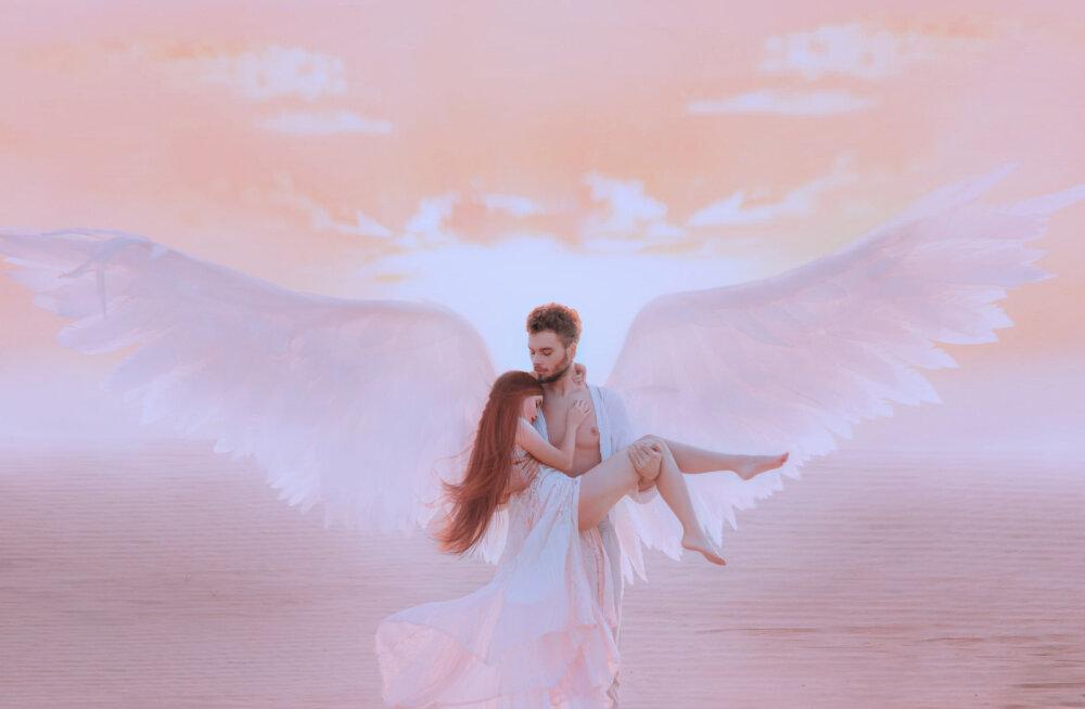 Mees ja naine - armastuse ja elu tants