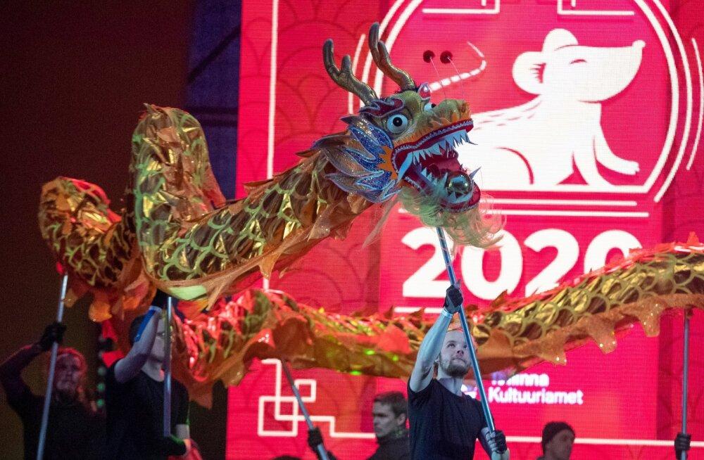 Hiina uus aasta Tallinnas 19.01.2020