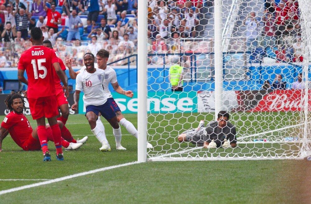 Inglismaa - Panama mäng