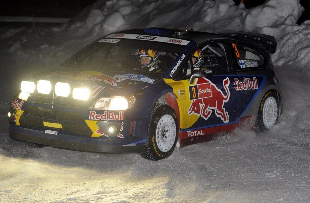 Soomlased juba teavad: veebruari lõpus toimub Rovaniemis WRC etapp