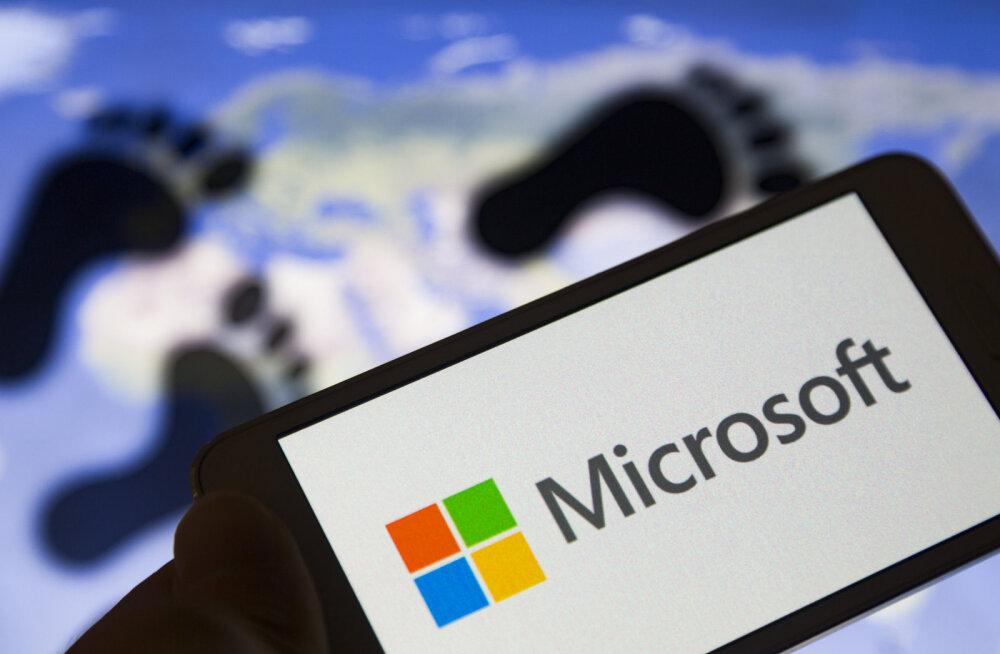 Ups! Microsoft jättis 250 miljonit kasutajatoe-logi veebis kaitseta ja nähtavale