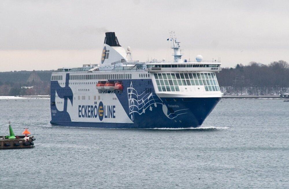 Laevafirmad valmistuvad Soomes ähvardavaks postistreigi toetusstreigiks, Tallinna liinil jääks seisma Finlandia