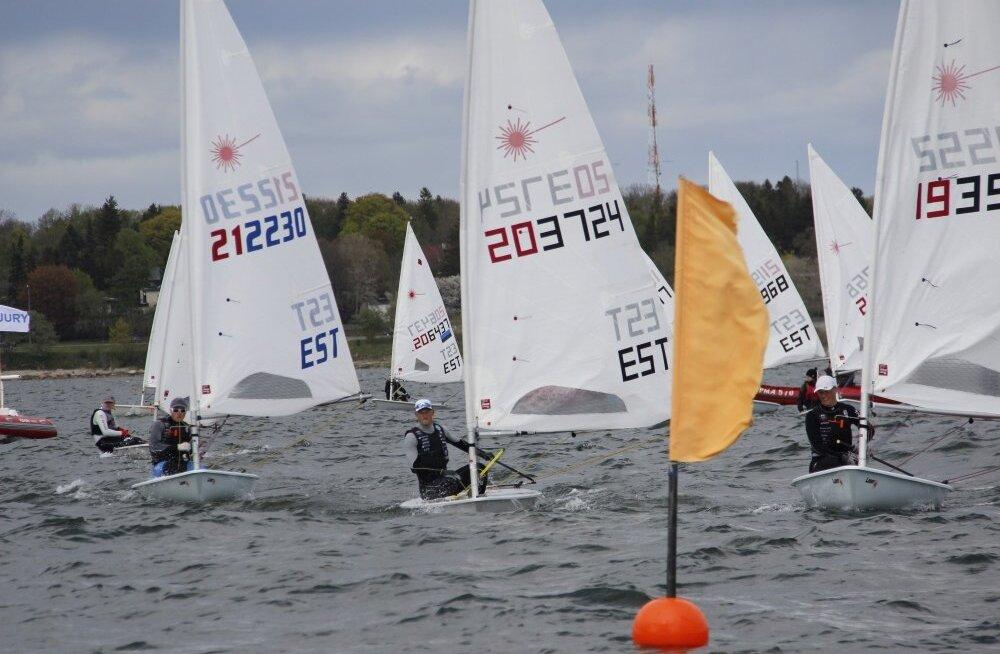 Rammo läks Eesti meistrivõistluste avaetappi kindlalt juhtima