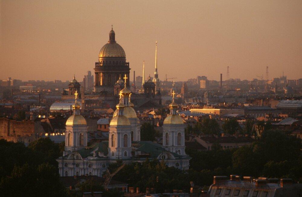 Katkend reisiraamatust: Minu Peterburi. Optimismi lühikursus