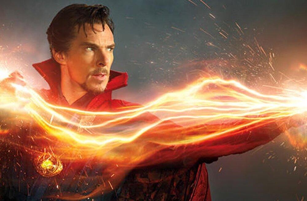 "TREILER: ""Doktor Strange"" painutab superkangelaste reaalsust"