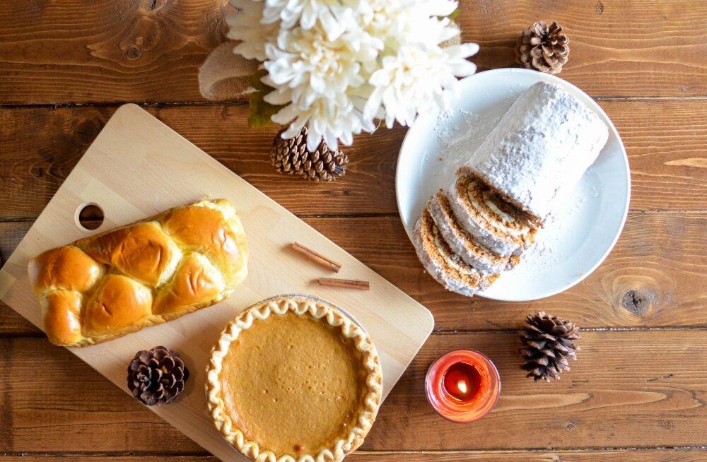 Рождественский кекс и другие рецепты для праздников