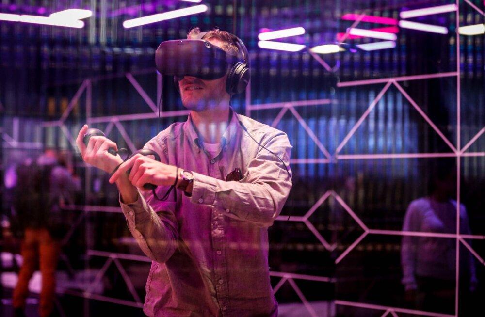 """""""Puhata ja mängida"""": me tahaks Oculus Questil Last of Us 2 mängida"""