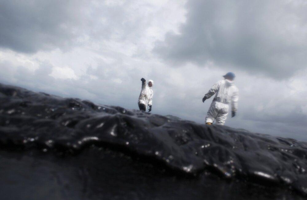"""Peterburi külje all asuv """"kemikaalide Tšernobõl"""" ähvardab Soome lahte katastroofiga"""