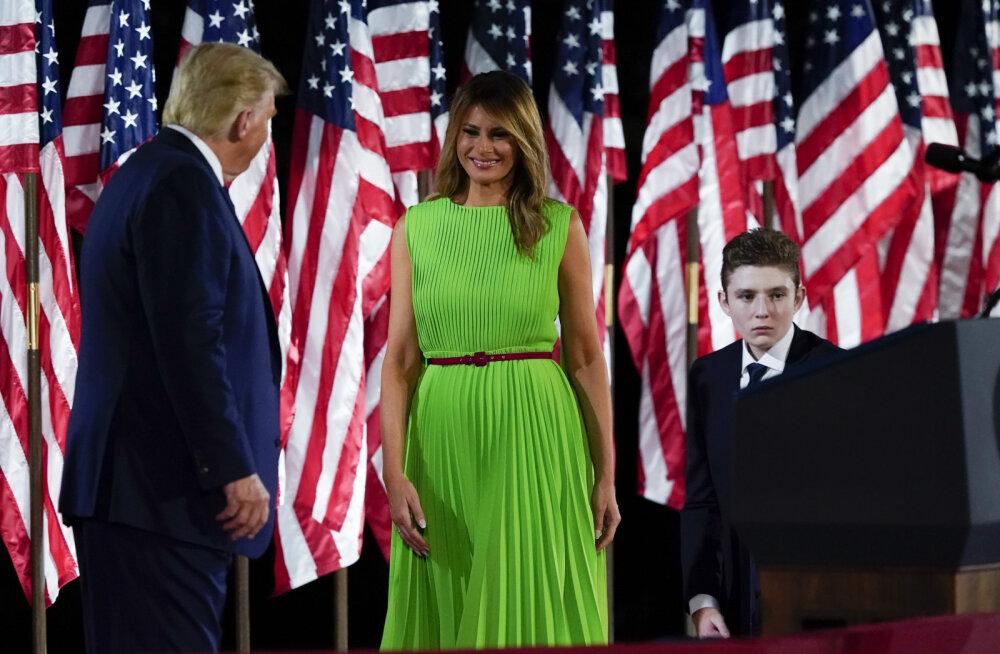 FOTOD | Just need on moeka USA esileedi Melania Trumpi stiilinipid, millest ka sina võiksid inspiratsiooni ammutada