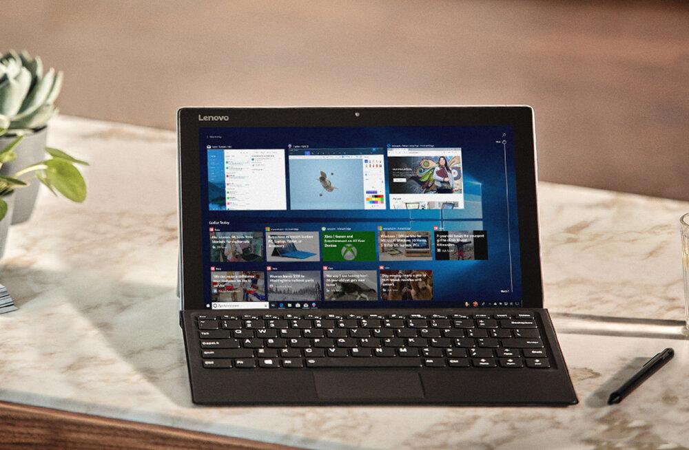 VIDEOD | Windows 10 suur värskendus on ilmunud, loe, mida sealt leida