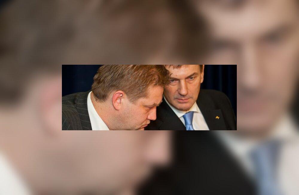 Ivari Padar ja Andrus Ansip