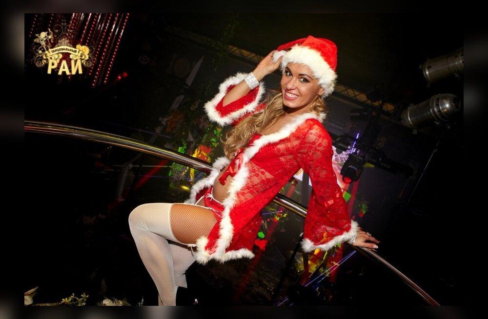 TANTSUPARADIIS – tõeline Vene Uusaasta Karneval-Maskeraad ootas ees kõiki Tantsuparadiisi külalisi club Hollywoodis!