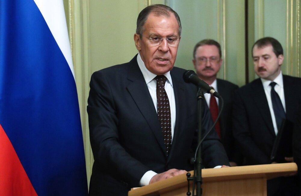 Lavrov: Venemaa ei vasta Suurbritannia ultimaatumile, kuni ei anta ligipääsu Skripali mürgitamiseks kasutatud ainele