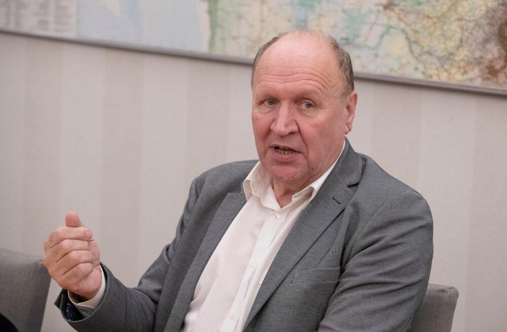 Mart Helme pressikonverents 25.11.2019