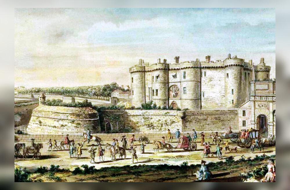 KIVI EI JÄETUD KIVI PEALE: Kuidas Bastille' kindlus maatasa ja rahaks tehti
