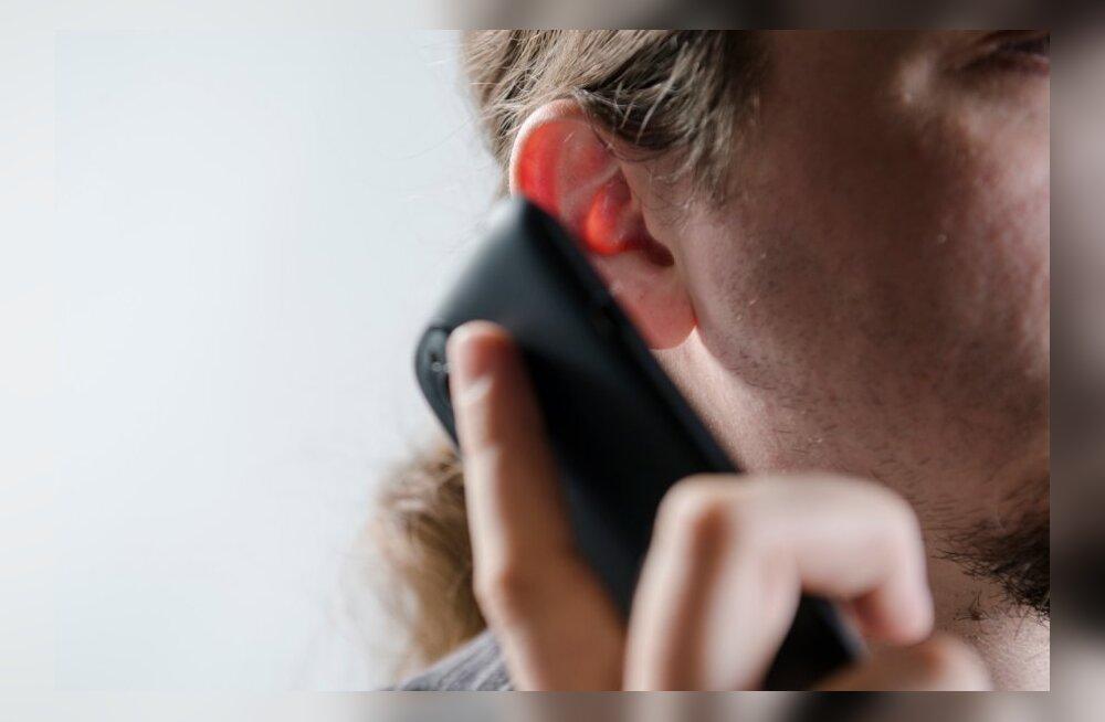 Mobiiltelefoniga helistamine
