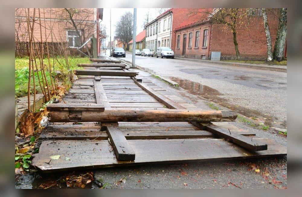 Torm Viljandimaal