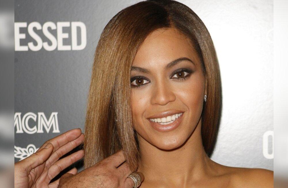 Beyonce: olen nüüdsest valmis lapsi saama!