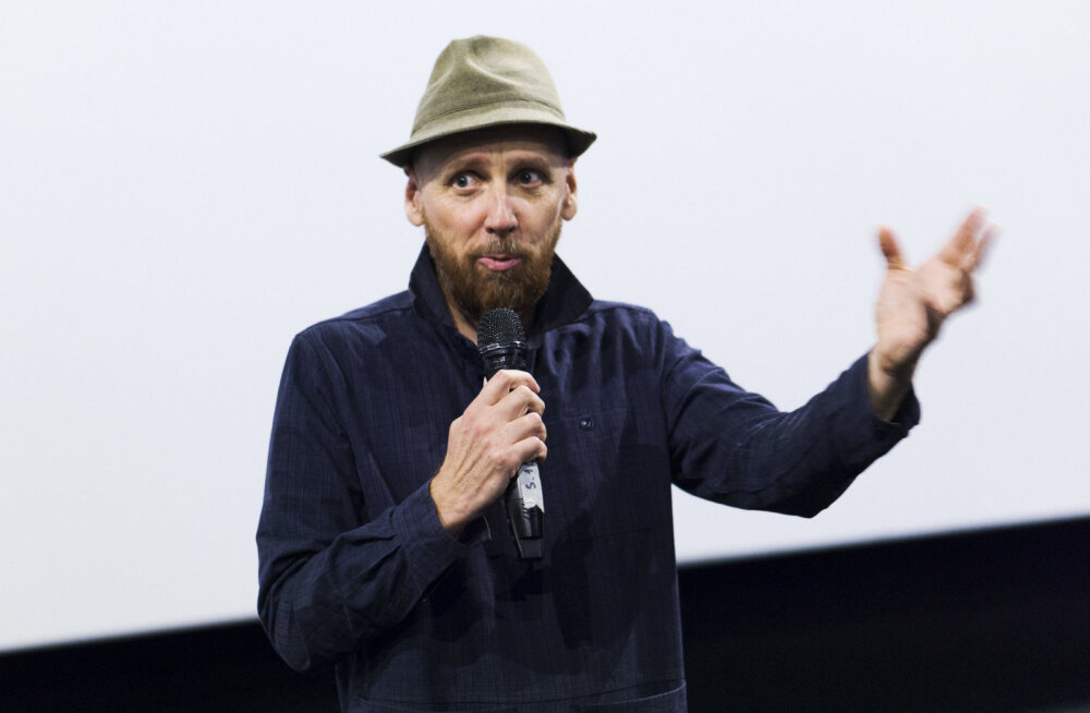 "FOTO | Tunnete ära? Kultusfilmi ""Trainspotting"" staar on Tallinnas"
