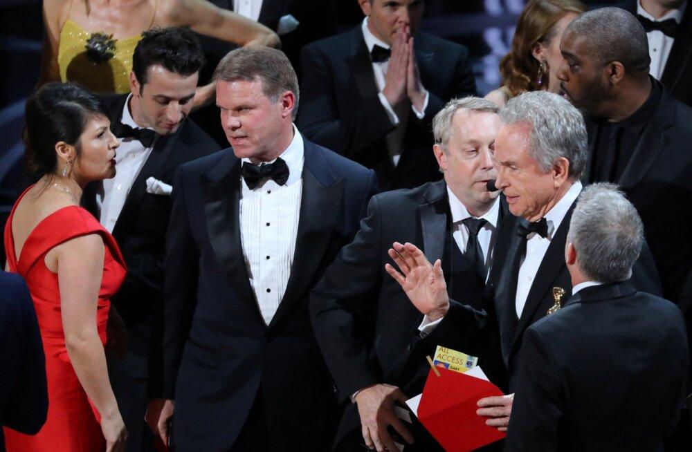 Suurima apsaka Oscari galade ajaloos põhjustas... Twitteri säuts?