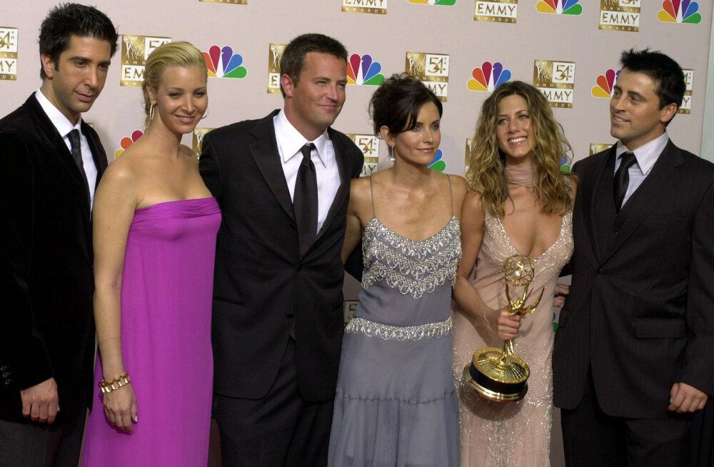 """""""Sõprade"""" staar Lisa Kudrow meenutab, et just tänu Matt LeBlancile ta roll Phoebena õnnestuski"""