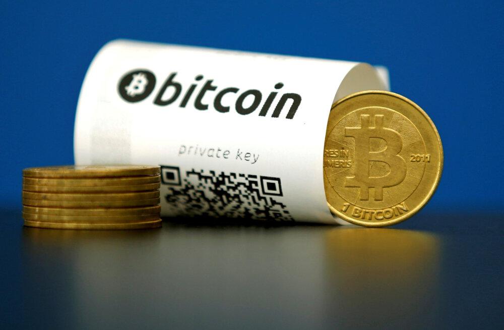 Hiinlased aitavad tuua bitcoinile parima nädala alates juunist