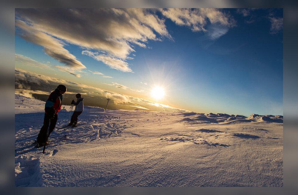 Lumepuudus viib eestlase spaasse või välismaale