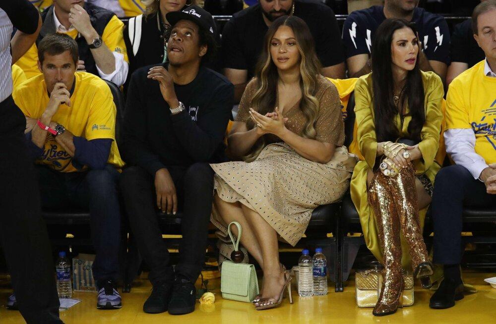 VAHVA KLÕPS | Üks pilk võib öelda rohkem kui tuhat sõna! Beyonce väljendas selgelt, mida ebaviisakast naisterahvast arvab