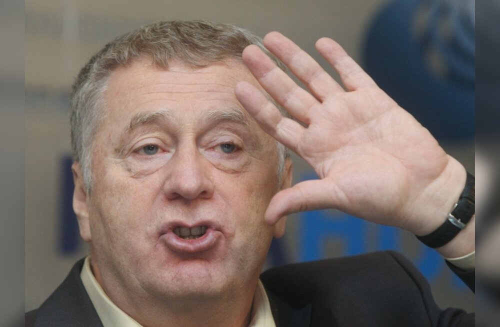Žirinovski nõuab Vene ametnikele IQ-testi