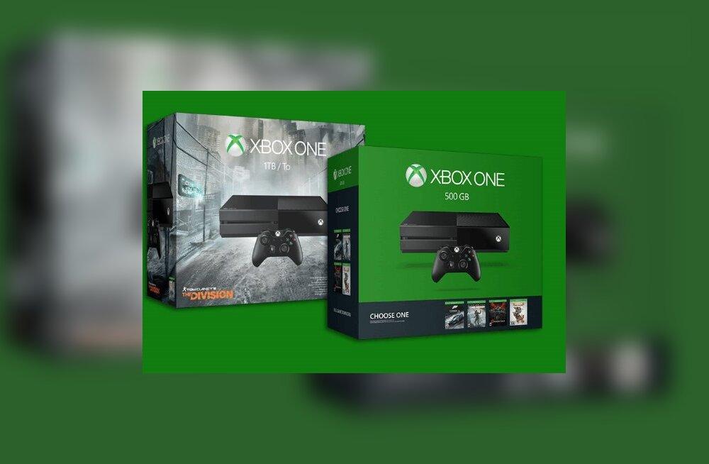 Mänguseade Xbox One odavneb; kuuldavasti tulekul ka uued mudelid