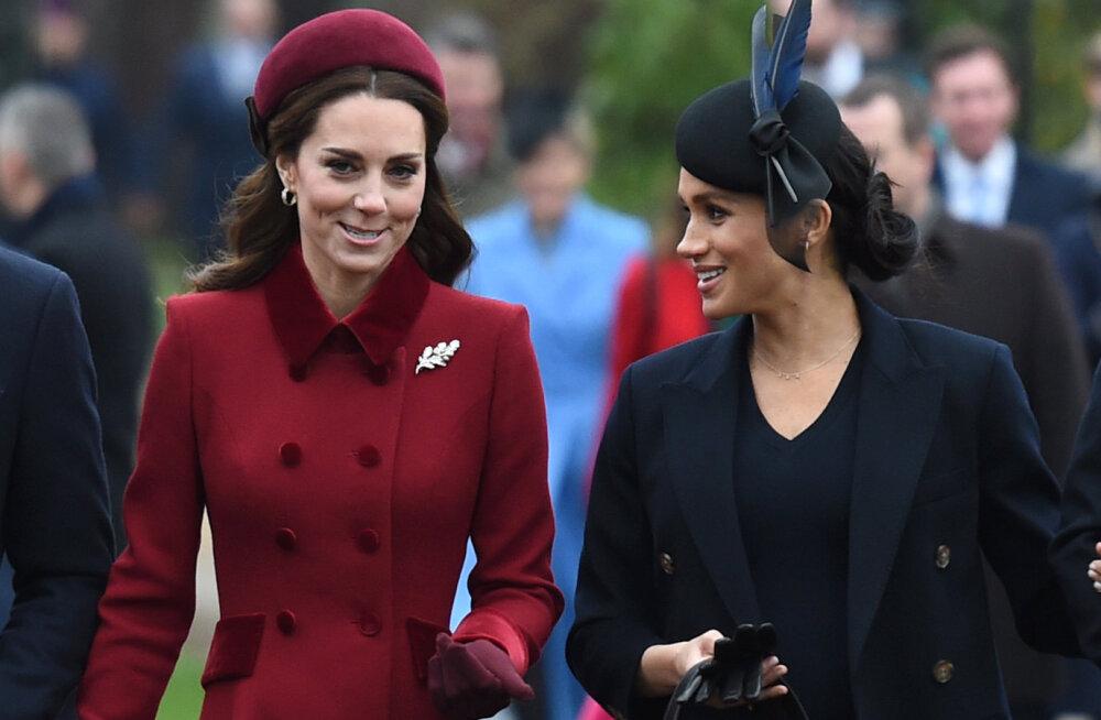 Kate Middleton äsja sündinud beebist: see on nii põnev